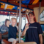 Our friends on the Carousel