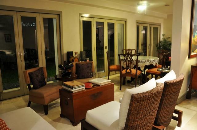 A Filipino home