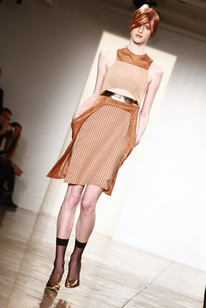 Sneak Peek NYFW SS13: Louise Goldin