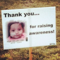 Raising awareness mitochondrial disease