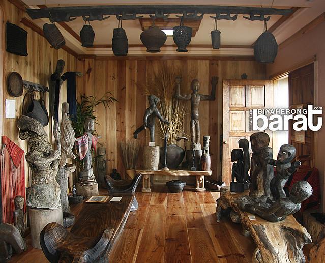 Cordillera Sculpture Museum in Banaue Ifugao