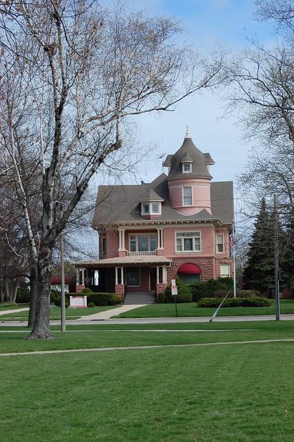 Library Park, Kenosha, Wisconsin