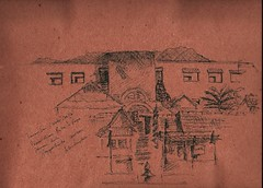 Sketch around Yogyakarta 3 by Arkanhendra
