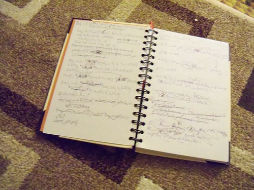 pattern notes