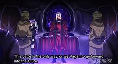 Gundam AGE 4 FX Episode 46 Space Fortress La Glamis Youtube Gundam PH (35)