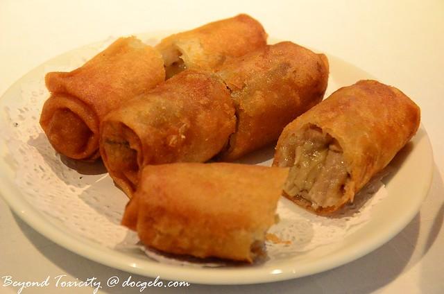 fried rolls