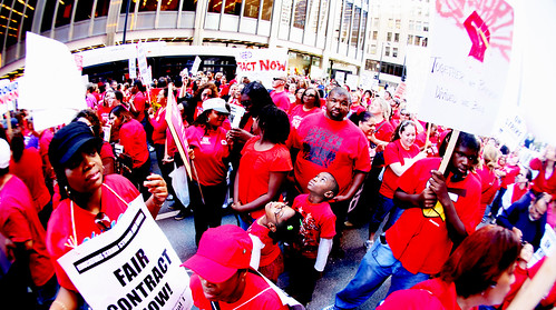 Chicago Teachers Union Rally 50