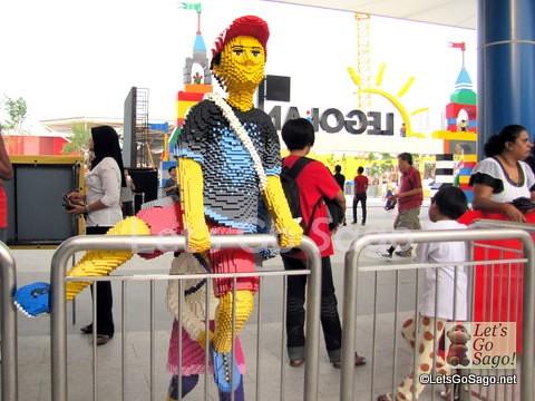 Legoland Malaysia Entrance