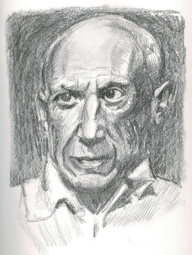 Picasso by husdant