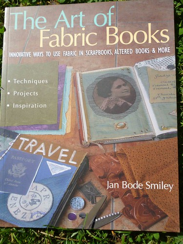 art of fabric books