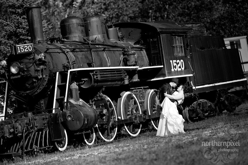 Naomi & Matt - 1920's Themed Wedding