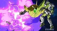 Gundam AGE 4 FX Episode 47 Blue Planet, Lives Ending Youtube Gundam PH (19)