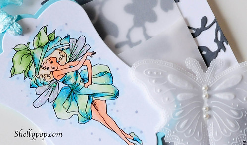 Sassy Flower Fairy 3