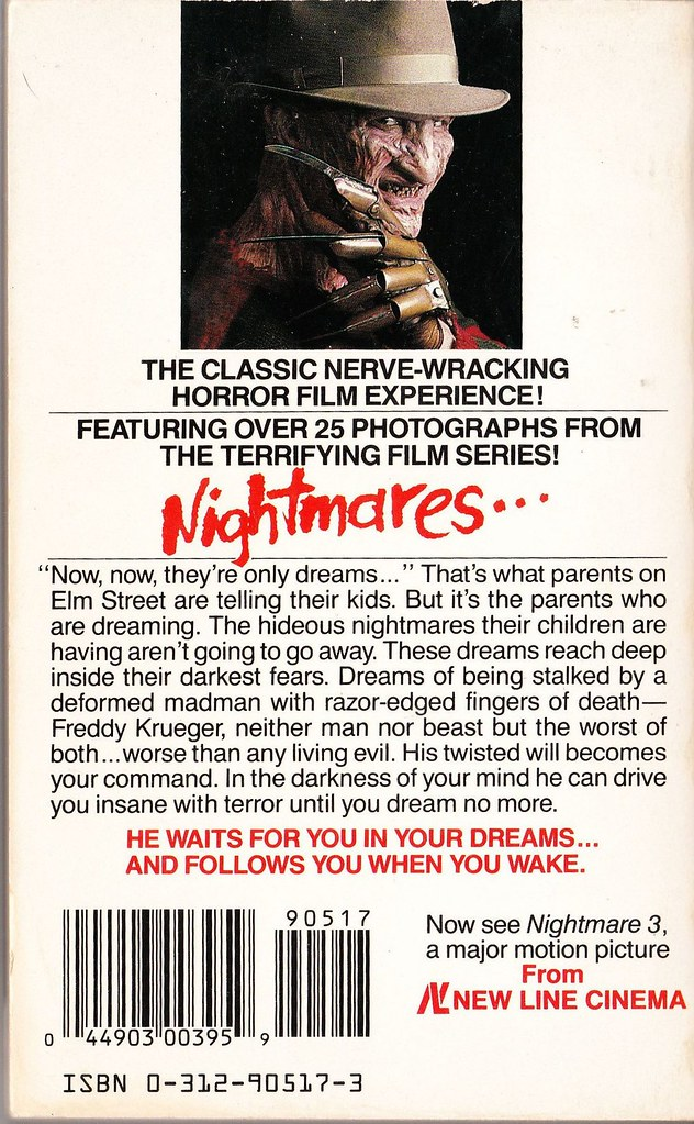 Nightmares on Elm Street parts 4 and 5
