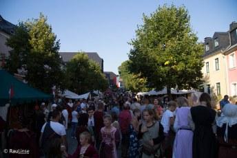 Burgfest Lichtenberg 2016