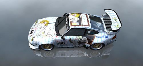 Porsche-Wolinski-3 by LeSunTzu