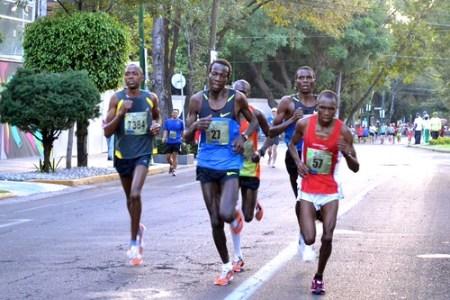 Resultados Maratón de la Ciudad de México 2012