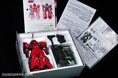 HCM MS-06R-2 Johnny Ridden's Zaku-II (144 scale) 1984 make (12)