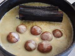 Potato and snails