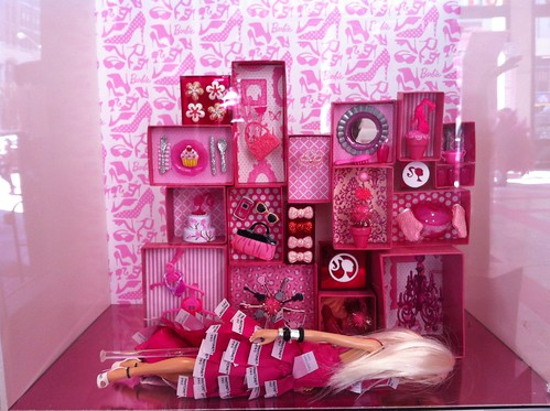 Barbie Student Exhibit @ FIT