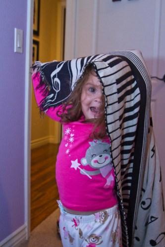annie blanket monster