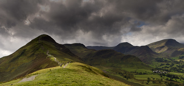 The friendly mountain - Catbells