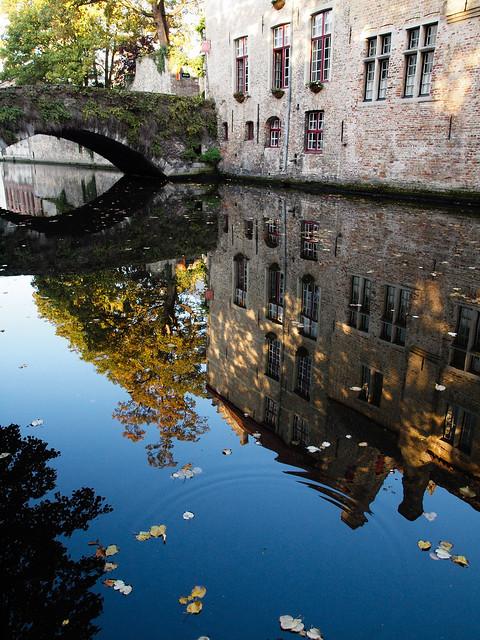 Reflected Bruges