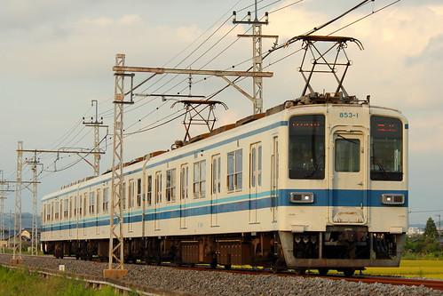 853F @渡瀬〜田島