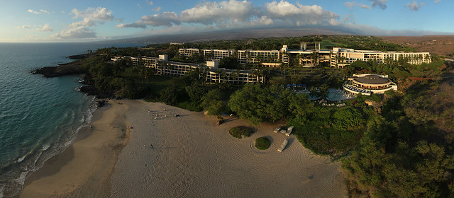Hapuna Prince Late in the Day