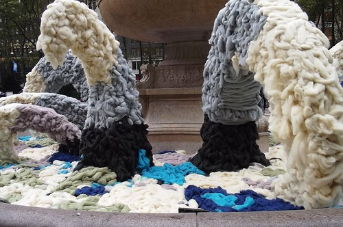 Bryant Park: Campaign for Wool