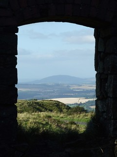 The Wrekin from Brown Clee Hill