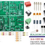 Video- 4 in 1 DIY kit- Latch circuit