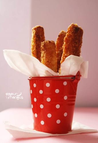 resep nugget ayam mudah
