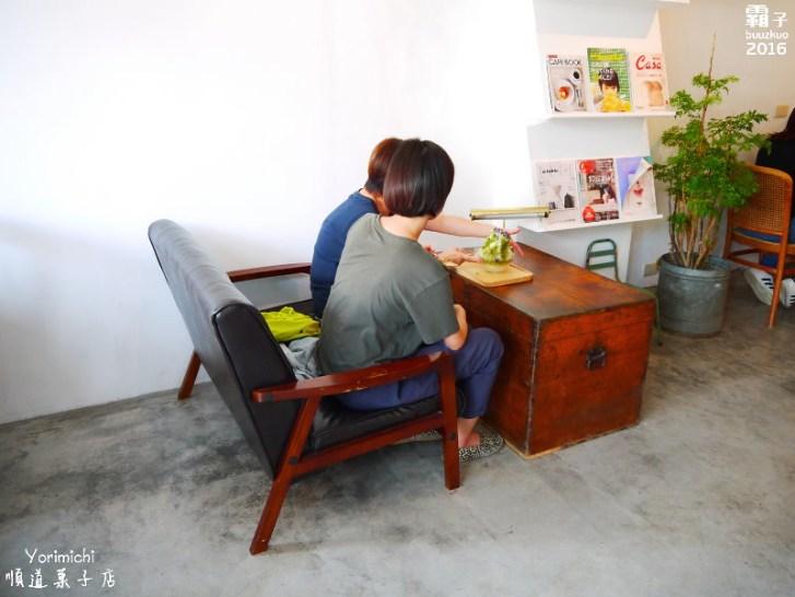 28802153624 6f2e5329ef b - 順道菓子店,海線的小清新日式刨冰店,還有賣泡芙歐!