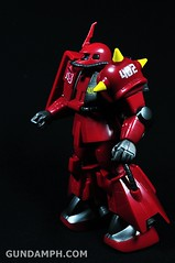 HCM MS-06R-2 Johnny Ridden's Zaku-II (144 scale) 1984 make (42)