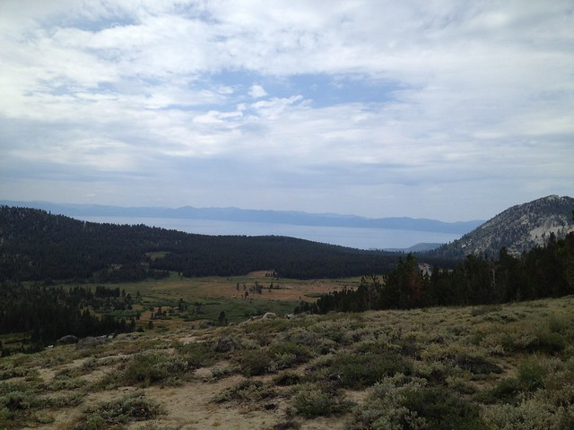 Lake Tahoe from Mount Rose