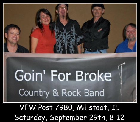 Goin' For Broke 9-29-12