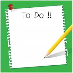 to do list property guiding