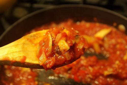 homemade pasta sauce