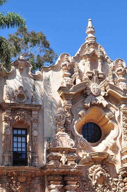 Balboa Park Museum detail