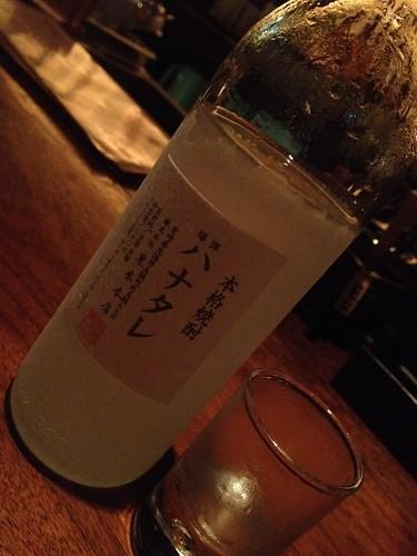 ハナタレ@やきとんに焼酎 路地