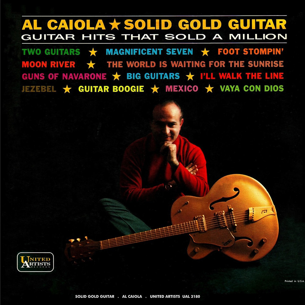 Al Caiola - Solid Gold Hits
