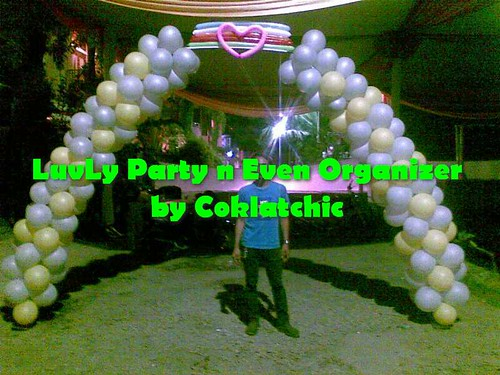 Balon Gate Outdoor