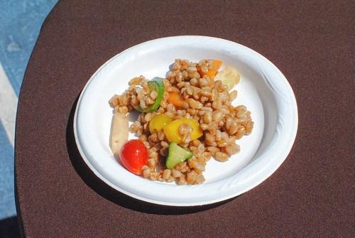Ombra Ristorante farro salad