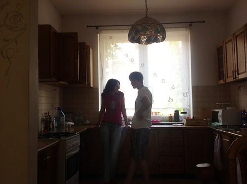Weganie w kuchni