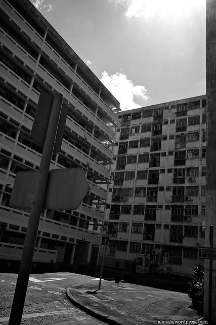 Public Estate in Shek Kip Mei