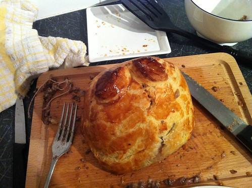 Great British Bake Off Beef Wellington