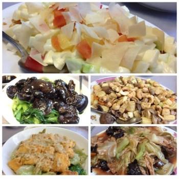 Miu Fat Monastery Food