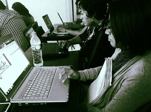 Estudiantes periodismo