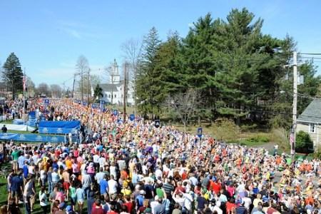 Maratón de Boston 2012 - RunMX